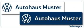 Kennzeicheneinleger VW
