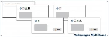 Briefumschläge VW Multi Brand