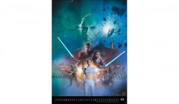 STAR WARS FILMPLAKATE 2022