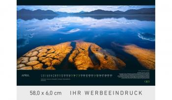 GEO SAISON: Augenblicke in der Natur 2022 (Rückwand)
