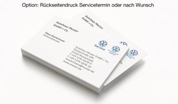 Visitenkarten VW Multi Brand 2