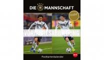 DFB POSTKARTENKALENDER 2021