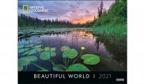 BEAUTIFUL WORLD POSTERKALENDER 2021