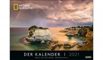 DER KALENDER - BEST OF NATIONAL GEOGRAPHIC EDITION 2021