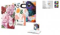 Notizbuch Flexx-Book Naturkarton