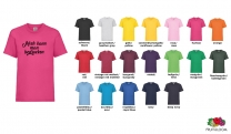 T-Shirt Valueweight T Kids - farbig