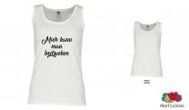Valueweight Athletic Vest Damen - weiß