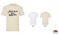 Valuewight T T-Shirt Men - weiß/natur