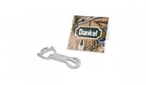ROMINOX Key Tool Snake (18 Funktionen) Danke