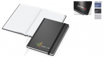 Notizbuch Easy-Book Comfort xpress inklusive Siebdruck-Digital