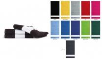 Frottiertuch Print - Handtuch (farbig)