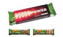 Powerbar Energie Riegel im Werbeschuber