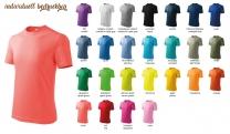 BASIC 138 Kinder T-Shirt - farbig