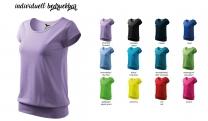CITY 120 Damen T-Shirt - farbig