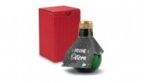 Origineller Sekt Frohe Ostern - Karton Rot, 125 ml