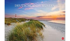 DEUTSCHLANDS KÜSTEN - EIN LITERARISCHER SPAZIERGANG 2021