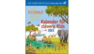 KALENDER FÜR CLEVERE KIDS 2021