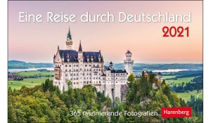 EINE REISE DURCH DEUTSCHLAND 2021