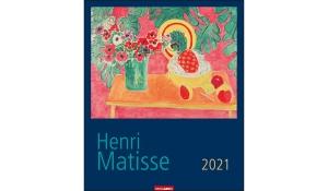 HENRI MATISSE 2021