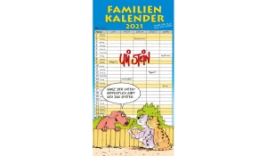 ULI STEIN FAMILIENPLANER 2021