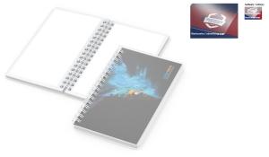 Notizbuch Blank-Book