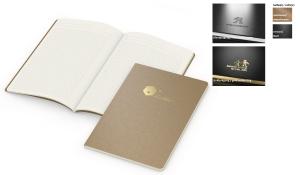 Notizbuch Copy-Book Creme Naturkarton