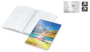 Notizbuch Copy-Book White inklusive Digitaldruck