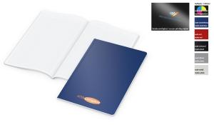 Notizbuch Copy-Book White inklusive Siebdruck-Digital
