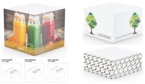 Haftnotizblock Cube Bestseller