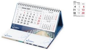Tisch-Aufstellkalender 2021 Delta B
