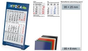 3-Monatskalender 2021 Desktop 3 Color