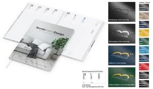 Buchkalender 2021 Diplomat