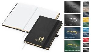 Notizbuch Gold-Book
