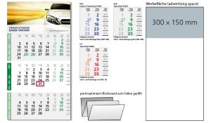 3-Monatskalender 2021 Logic 3