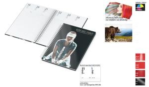 Buchkalender 2021 Media Wire-O