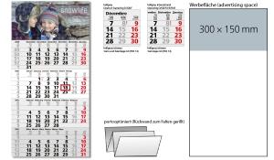 4-Monatskalender 2021 Mega 4