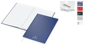 Notizbuch Memo-Book Cover-Star inklusive Siebdruck-Digital