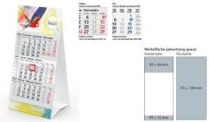 3-Monatskalender 2021 Mini 3