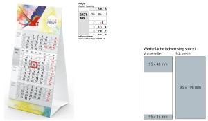 4-Monatskalender 2021 Mini 4
