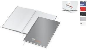 Notizbuch Note-Book inklusive Siebdruck-Digital