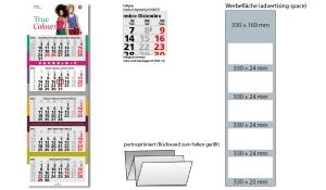 5-Monatskalender 2021 Penta Light 5 inklusive Werbeeindruck