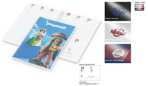Buchkalender 2021 Prestige Wire-O