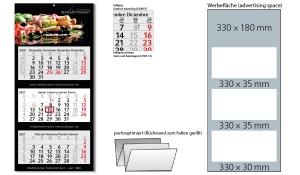 3-Monatskalender 2021 Profil 3