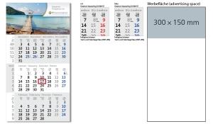 3-Monatskalender 2021 Rational 3