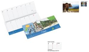 Tischquerkalender 2021 Signal