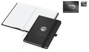 Notizbuch Silver-Book Tivoli-Soft inklusive Silverprägung