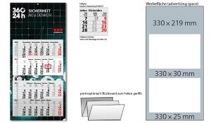 4-Monatskalender 2021 Synergy 4