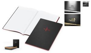 Notizbuch Tablet-Book Naturkarton