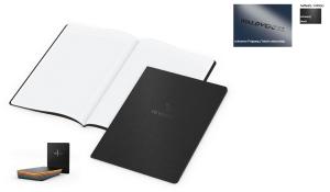 Notizbuch Tablet-Book inklusive Prägung