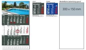 3-Monatskalender 2021 Ultra 3